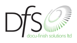 DocuFinish Logo